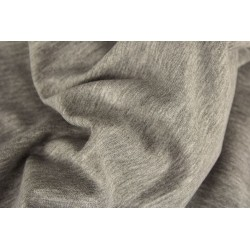 Teplákovina šedý melír