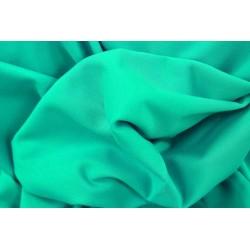 Teplákovina melírovaná modrá