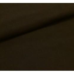 Jednobarevný hnědý úplet