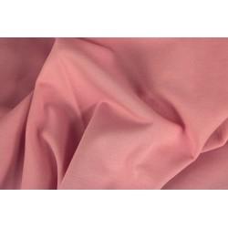 Teplákovina počesaná růžová
