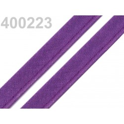 Pasulka bílá saténová 11mm