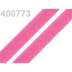Pasulka růžová bavlněná 12mm