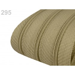 Zip spirálový 3 mm - Green Haze