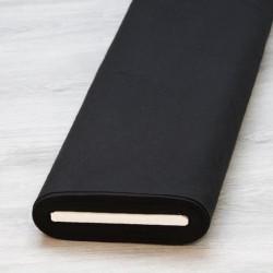 Jednobarevný úplet černý 215g
