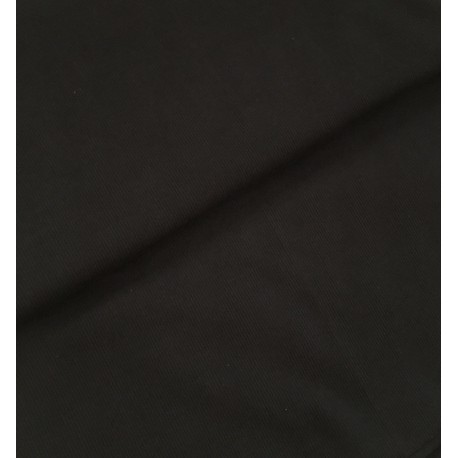 Hladký náplet černý
